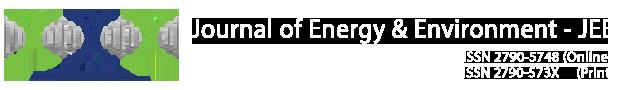 iRASD Journal of Energy & Environment - JEE